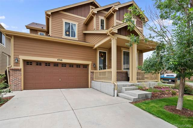 4748 S Routt Court, Littleton, CO 80127 (#8732374) :: Bring Home Denver with Keller Williams Downtown Realty LLC