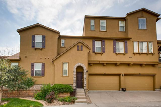 10576 Parkington Lane 34B, Highlands Ranch, CO 80126 (#8732533) :: The HomeSmiths Team - Keller Williams