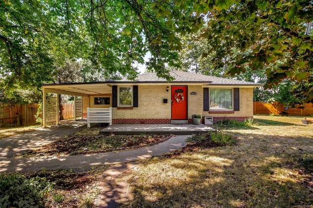 3595 Chase Street, Wheat Ridge, CO 80212 (#8733071) :: The Griffith Home Team