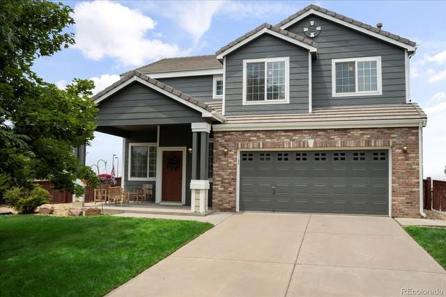 19407 E 59th Place, Aurora, CO 80019 (#8733164) :: The Colorado Foothills Team | Berkshire Hathaway Elevated Living Real Estate