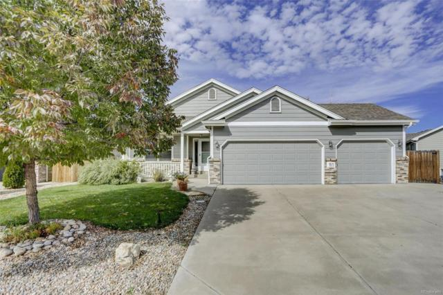 161 Tartan Drive, Johnstown, CO 80534 (#8733720) :: The Tamborra Team