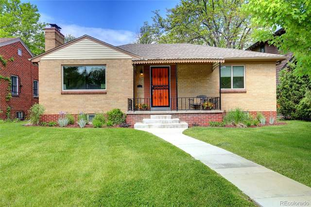 1055 S Cook Street, Denver, CO 80209 (#8733729) :: Wisdom Real Estate