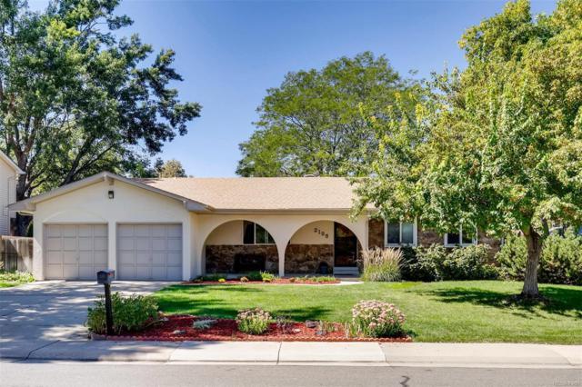 2195 S Flower Street, Lakewood, CO 80227 (#8734309) :: The Peak Properties Group