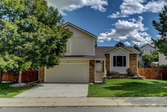 12572 Country Meadows Drive, Parker, CO 80134 (MLS #8734357) :: 8z Real Estate