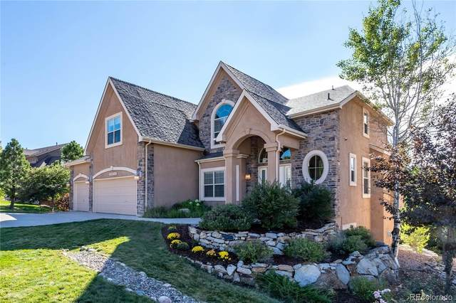 12414 Woodmont Drive, Colorado Springs, CO 80921 (#8734548) :: The DeGrood Team
