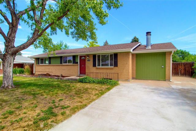 6556 S Kit Carson Street, Centennial, CO 80121 (MLS #8734605) :: 8z Real Estate