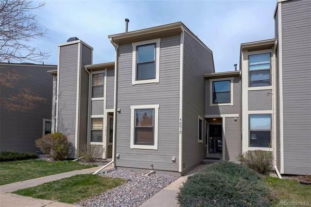 4601 S Fraser Circle D, Aurora, CO 80015 (#8734650) :: Venterra Real Estate LLC