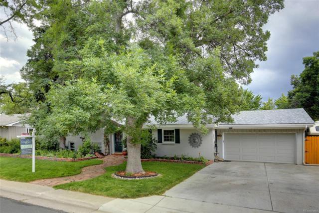 5985 S Gaylord Way, Greenwood Village, CO 80121 (MLS #8734948) :: 8z Real Estate