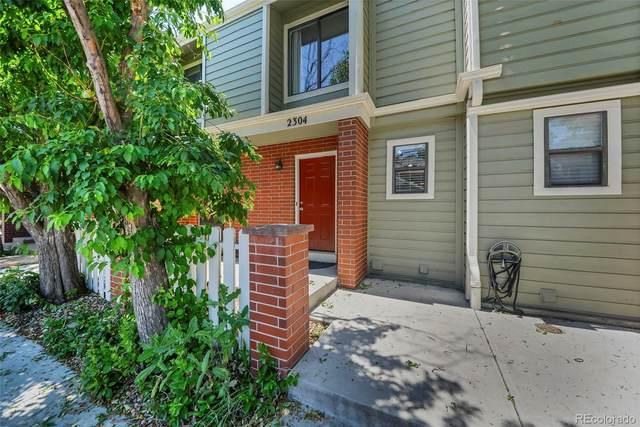 7474 E Arkansas Avenue #2304, Denver, CO 80231 (MLS #8734956) :: Wheelhouse Realty