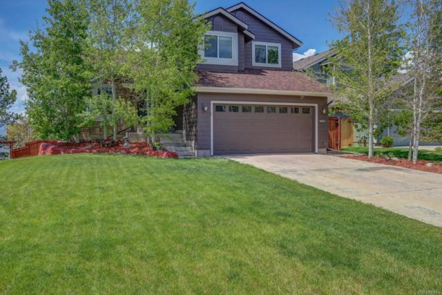 9483 Devonshire Place, Highlands Ranch, CO 80126 (#8734990) :: The Galo Garrido Group