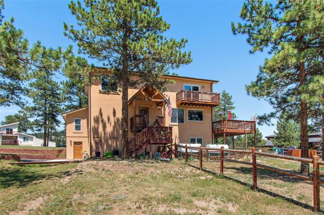 7012 Silverhorn Drive, Evergreen, CO 80439 (#8735295) :: The Pete Cook Home Group