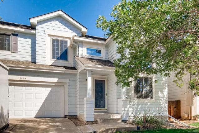 9489 W Ute Drive, Littleton, CO 80128 (#8735328) :: The DeGrood Team