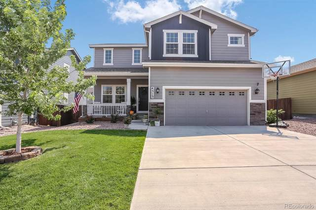 4513 Keagster Drive, Colorado Springs, CO 80911 (MLS #8735333) :: Bliss Realty Group
