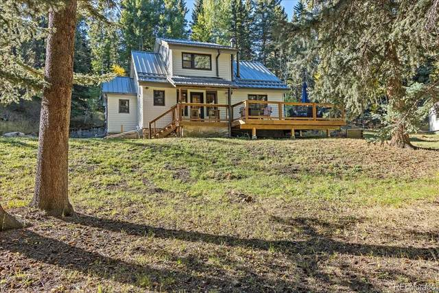 10404 Shadow Brook Drive, Conifer, CO 80433 (#8735517) :: The DeGrood Team