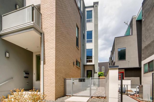 1721 Boulder Street, Denver, CO 80211 (#8735649) :: Mile High Luxury Real Estate