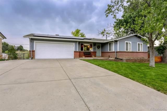13721 W Dakota Avenue, Lakewood, CO 80228 (#8735673) :: Berkshire Hathaway HomeServices Innovative Real Estate