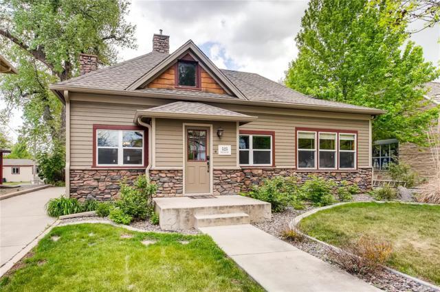 525 Walnut Street, Windsor, CO 80550 (MLS #8735831) :: Kittle Real Estate