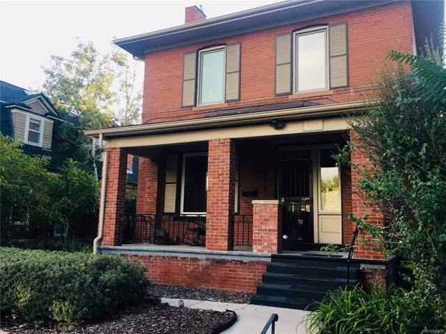 473 S Pennsylvania Street, Denver, CO 80209 (#8736021) :: HomePopper