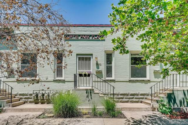 3053 Curtis Street, Denver, CO 80205 (#8736025) :: My Home Team