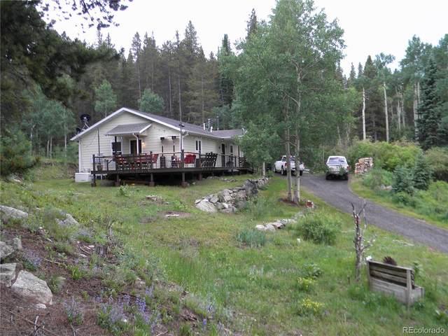 818 S Beaver Creek Road, Black Hawk, CO 80422 (#8736200) :: The Gilbert Group