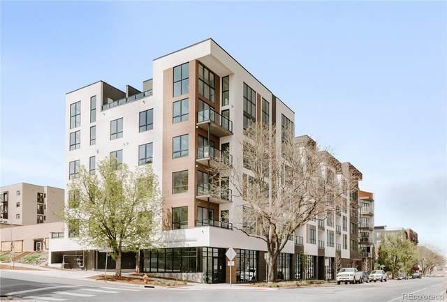 1735 Central Street #213, Denver, CO 80211 (#8736235) :: Bring Home Denver with Keller Williams Downtown Realty LLC