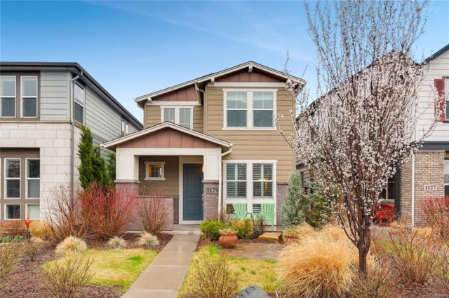 1129 S Logan Street, Denver, CO 80210 (#8736997) :: Compass Colorado Realty