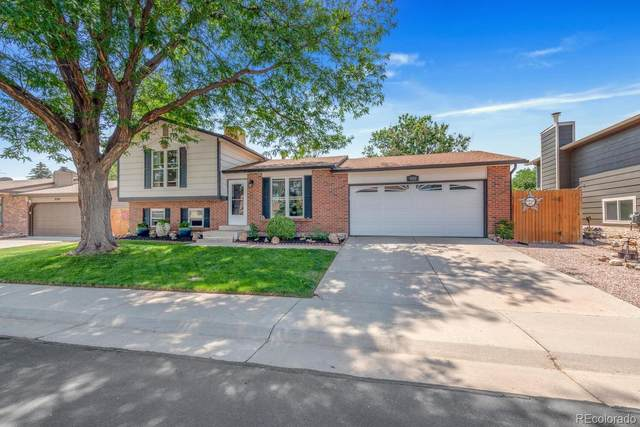 9351 Bellaire Drive, Thornton, CO 80229 (#8737069) :: The Griffith Home Team