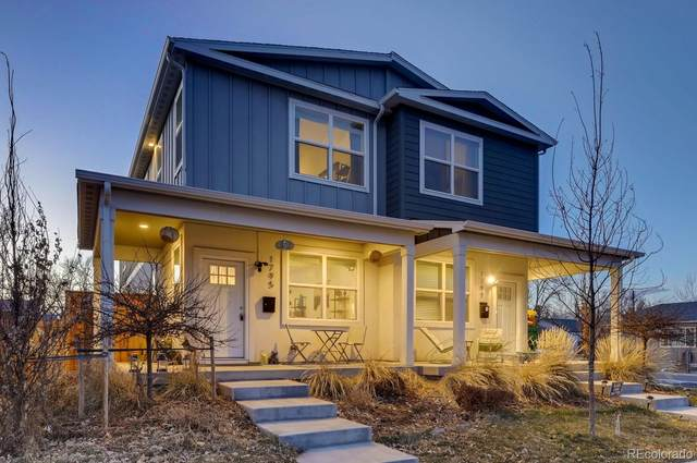 1795 Alton Street, Aurora, CO 80010 (#8737439) :: The Dixon Group