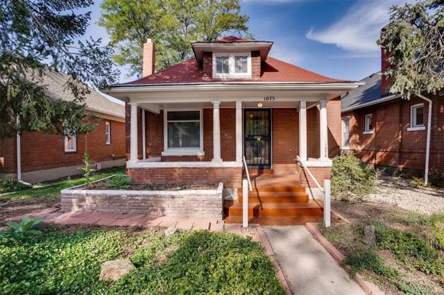 1075 S Emerson Street, Denver, CO 80209 (MLS #8737866) :: The Space Agency - Northern Colorado Team
