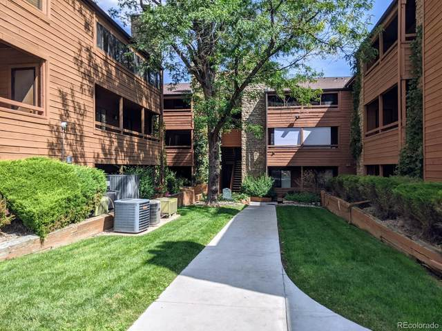 4681 S Decatur Street #122, Englewood, CO 80110 (#8738056) :: The DeGrood Team