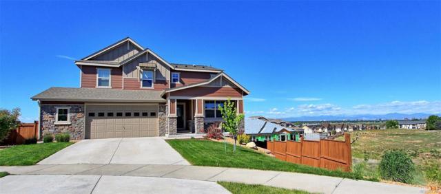 15050 E Crestline Avenue, Centennial, CO 80015 (#8738133) :: My Home Team