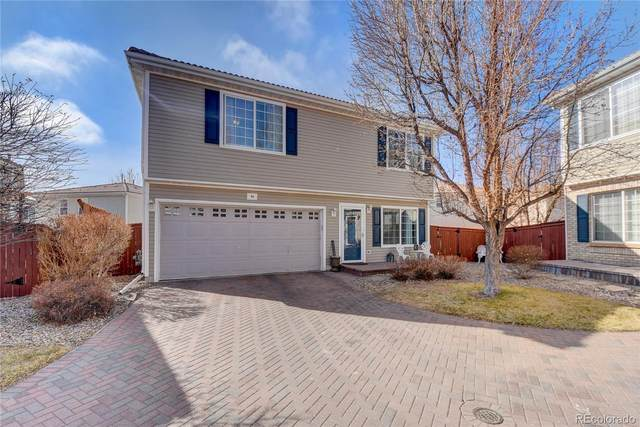 20000 Mitchell Place #90, Denver, CO 80249 (MLS #8738628) :: 8z Real Estate