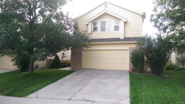 17612 Peyton Drive, Parker, CO 80134 (#8738855) :: Sellstate Realty Pros