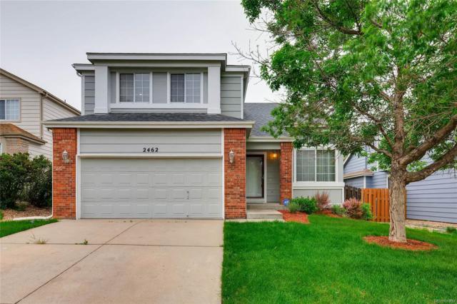 2462 S Zeno Street, Aurora, CO 80013 (#8739010) :: Briggs American Properties