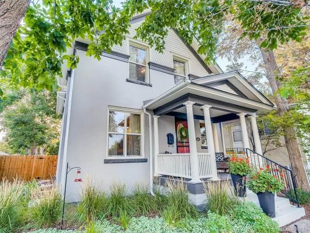 519 N Corona Street, Denver, CO 80218 (MLS #8739073) :: 8z Real Estate