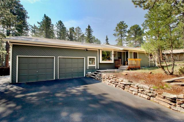 245 Del Este, Woodland Park, CO 80863 (#8739217) :: Bring Home Denver
