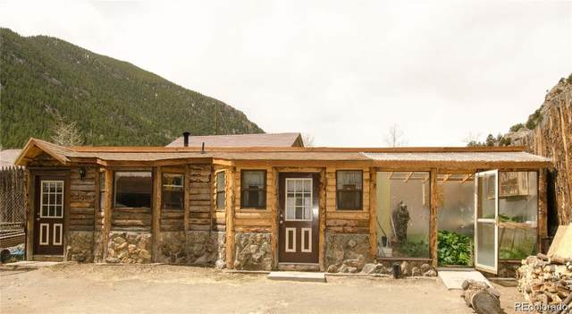 1955 County Road 308, Dumont, CO 80436 (MLS #8739339) :: 8z Real Estate
