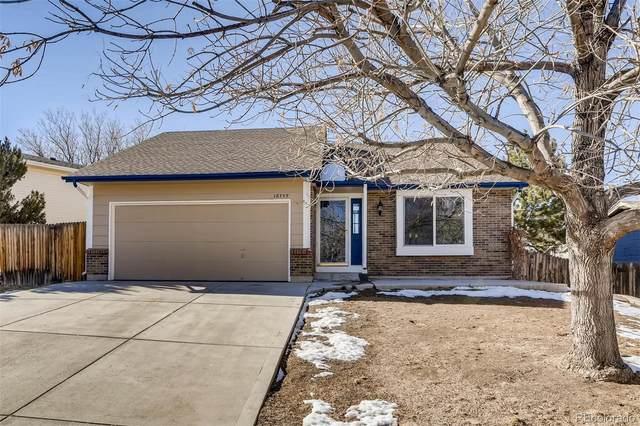 18759 E Oregon Drive, Aurora, CO 80017 (MLS #8739375) :: Kittle Real Estate