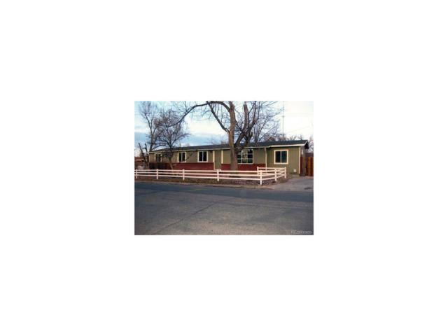 110 6th Street, Fort Lupton, CO 80621 (MLS #8739442) :: 8z Real Estate