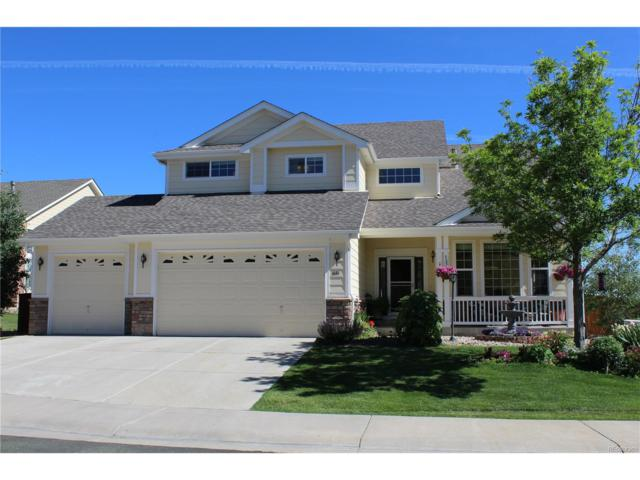 1081 Cryolite Place, Castle Rock, CO 80108 (MLS #8739886) :: 8z Real Estate