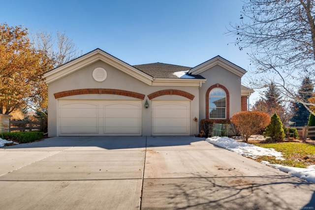 7040 W Arlington Drive, Littleton, CO 80123 (#8740334) :: The DeGrood Team