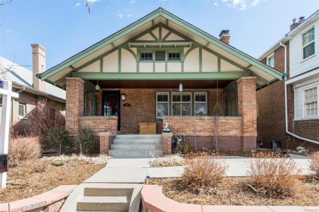 1406 Monroe Street, Denver, CO 80206 (#8741094) :: Hometrackr Denver