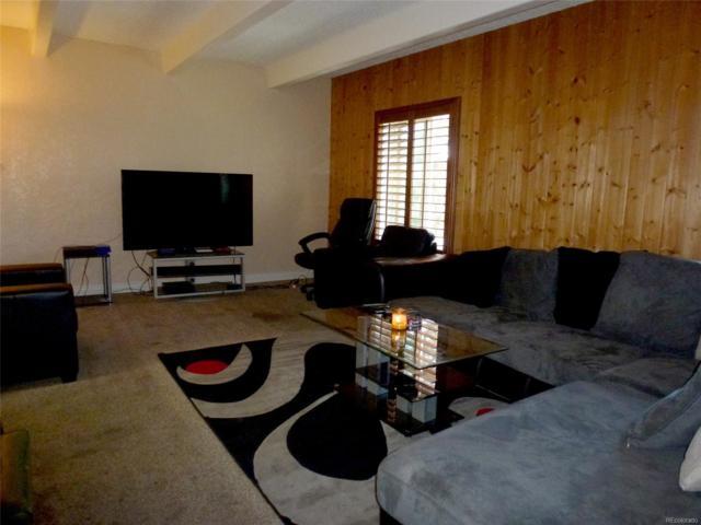 9700 E Iliff Avenue D46, Denver, CO 80231 (MLS #8741169) :: 8z Real Estate