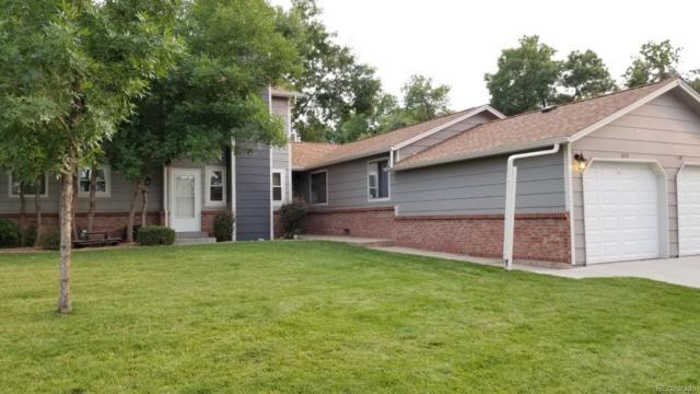 574 W Crestline Avenue 11D3, Littleton, CO 80120 (#8741221) :: The Peak Properties Group