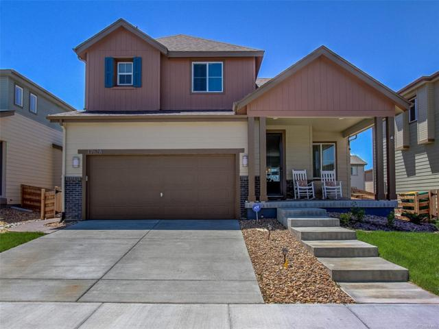 17528 E 111th Place, Commerce City, CO 80022 (#8741408) :: The Pete Cook Home Group