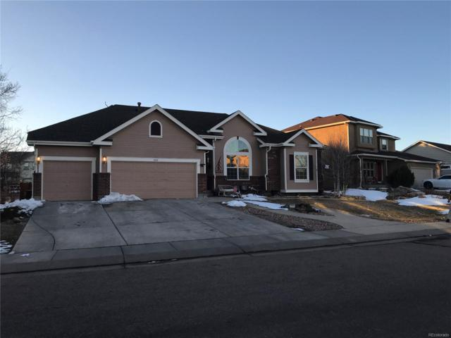10412 Scotts Bluff Drive, Peyton, CO 80831 (#8741480) :: The City and Mountains Group