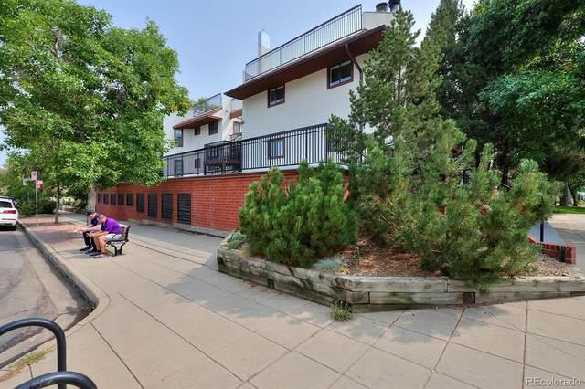 1934 18th Street #9, Boulder, CO 80302 (#8741697) :: Wisdom Real Estate