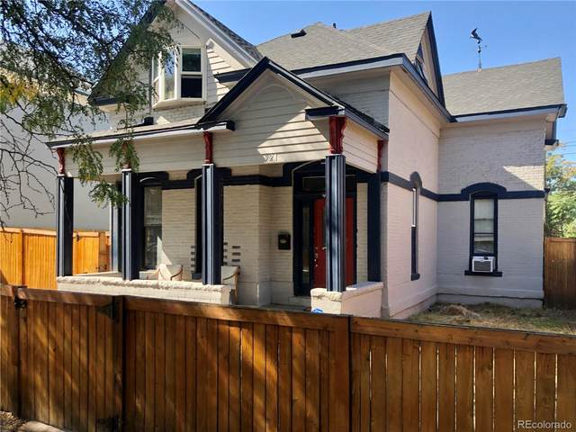 921 Kalamath Street, Denver, CO 80204 (MLS #8741729) :: Bliss Realty Group