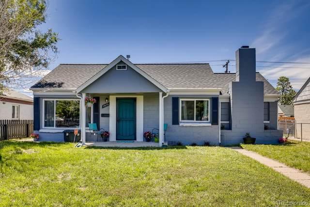 2875 Quebec Street, Denver, CO 80207 (#8741951) :: Mile High Luxury Real Estate