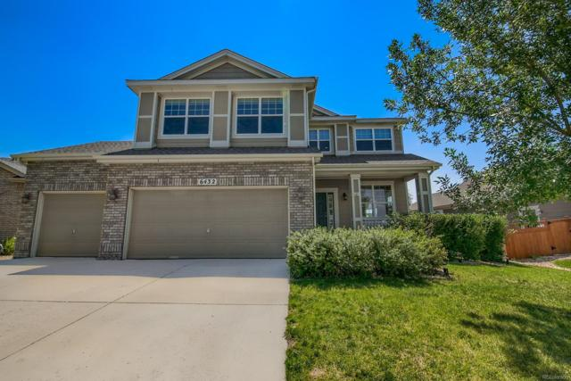 6432 Steeple Rock Drive, Frederick, CO 80516 (#8742112) :: Structure CO Group